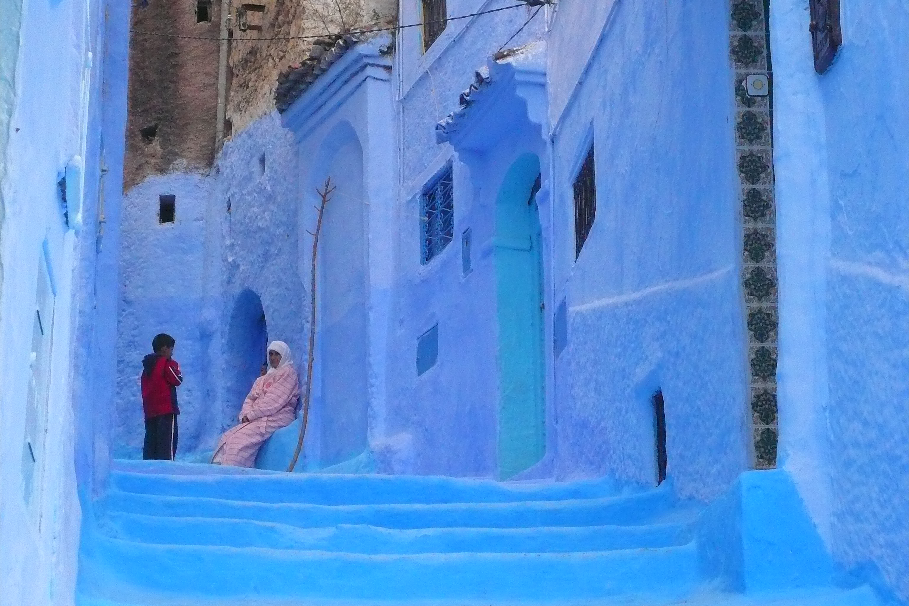 Chefchaouen Morocco  city images : chefchaouen morocco 4