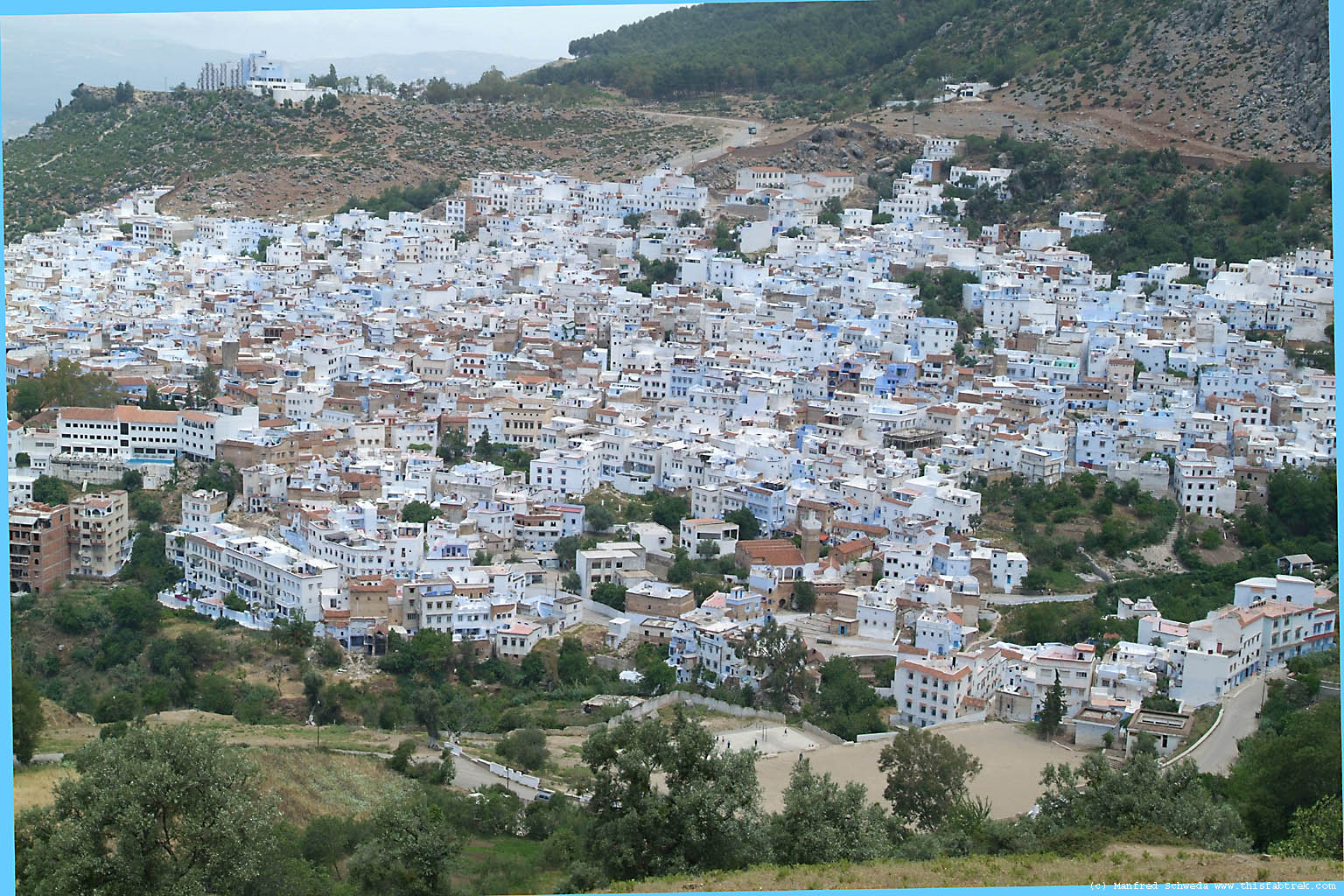 Chefchaouen Morocco  city images : chefchaouen morocco 7