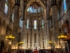 Wedding in the church of Santa Maria del Mar, Barcelona