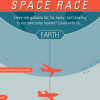 Space Race – Just how big is our Cosmic Neighborhood?