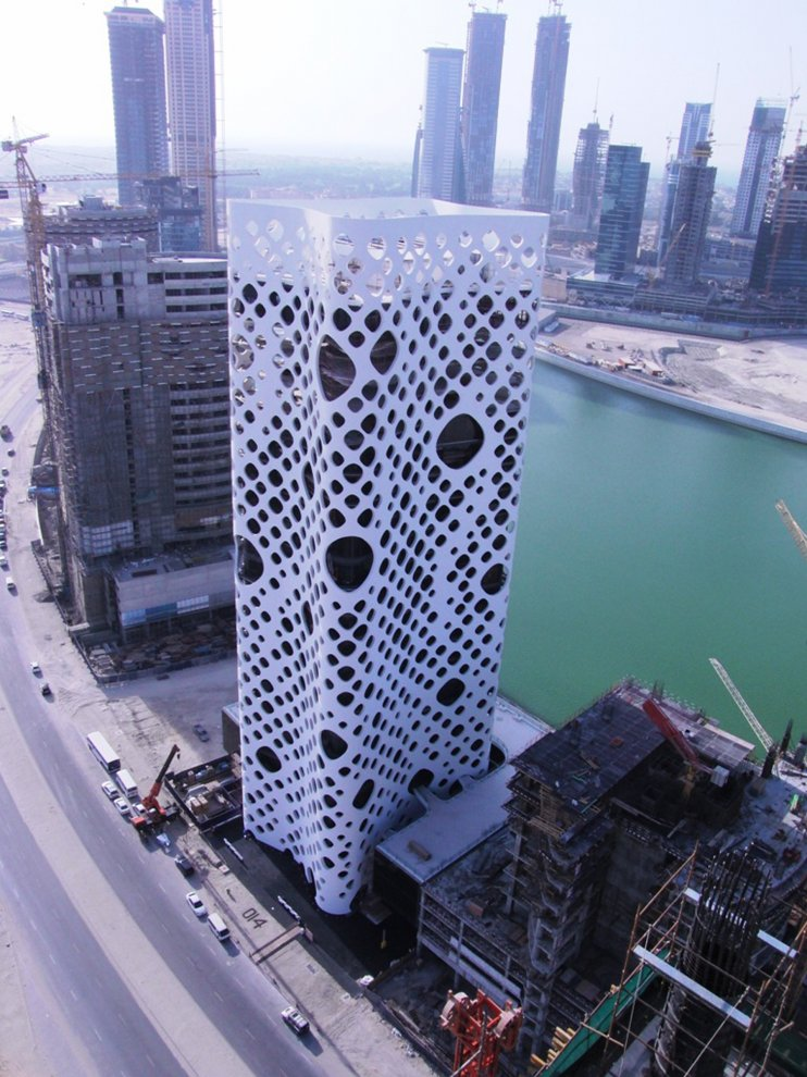 Amazing Designers Jesse Reiser And Nanoko Umemoto Of RUR Architecture Have Found  Great Enthusiasm In Dubai For Innovative Architecture, Which Clearly Shows  Up In ...