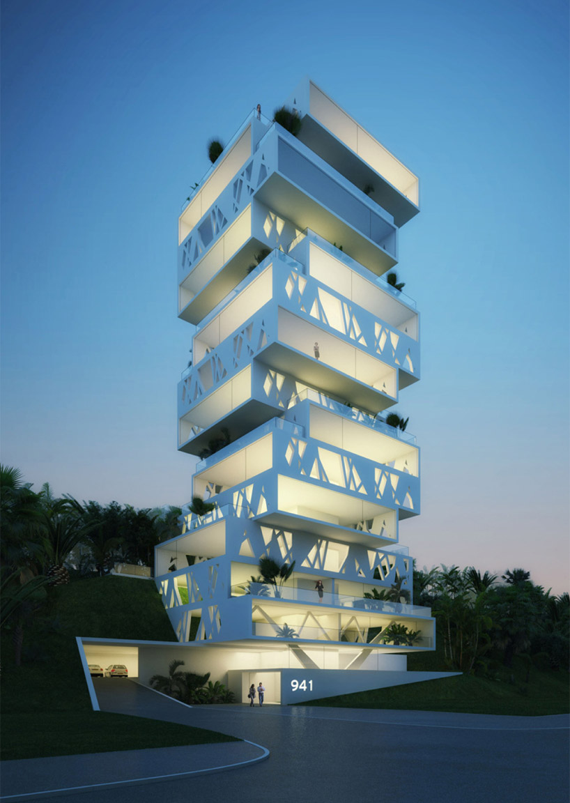 The CUBE TOWER Announced For Beirut