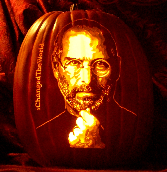 amazing halloween carvings by the pumpkin geekGreatest Pumpkin Carvings Of All Time #10