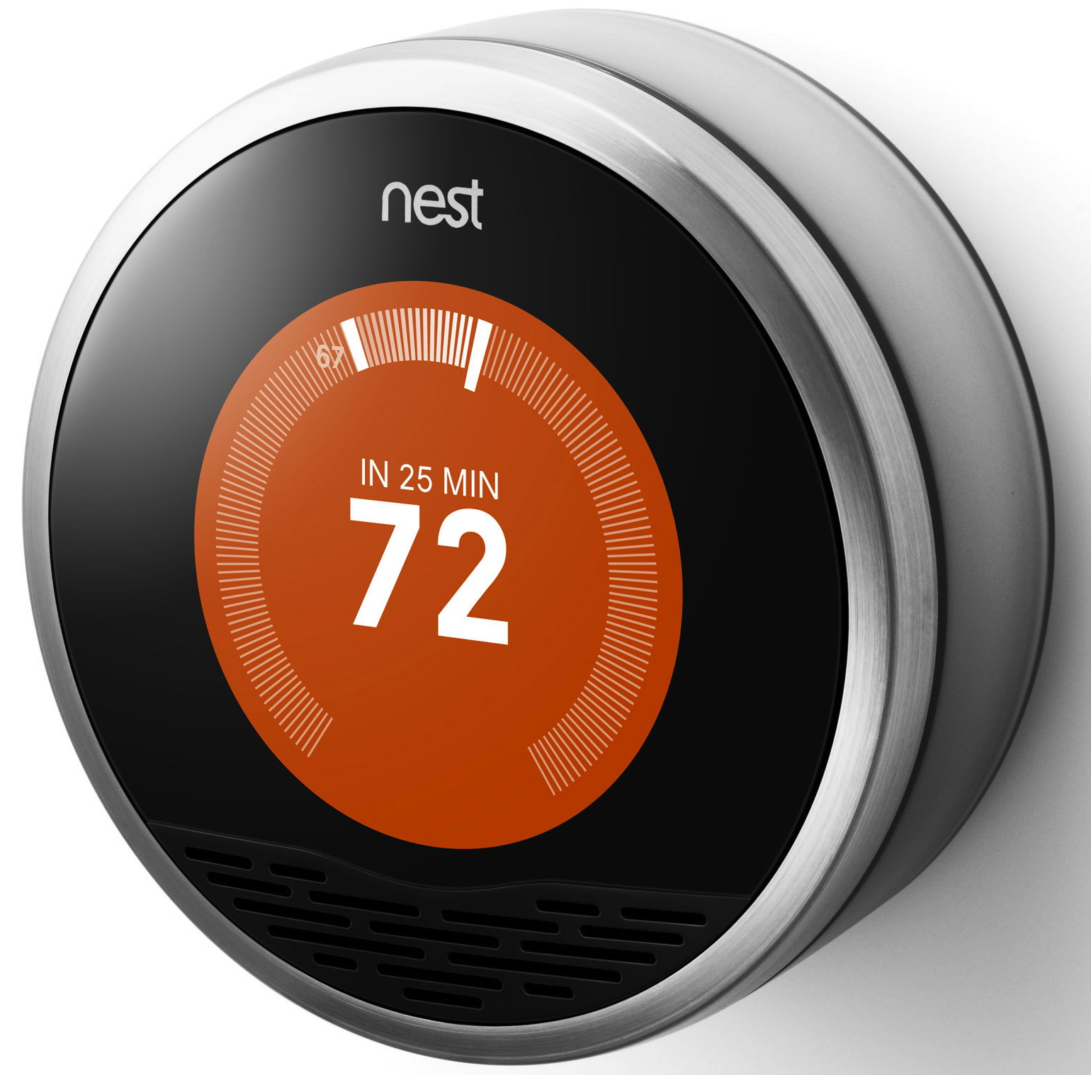 From The Ipod Creator Comes Nest Learning Thermostat