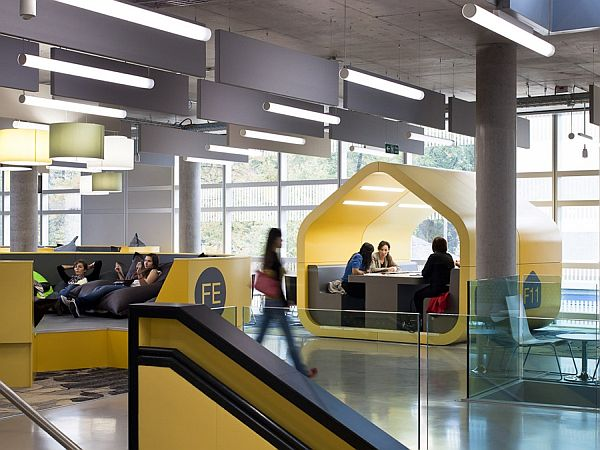 The Hub A Modern Student Center Of Coventry University