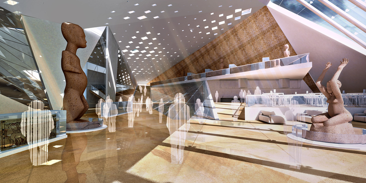National Museum Of Afghanistan By Rmc Architects Amp Engineers