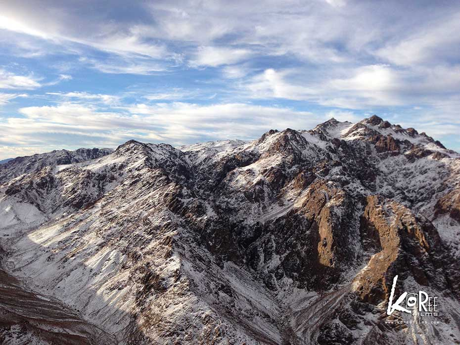Mount Sinai © Abd El Rahman Gabr & Koree Films
