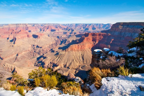 Road trip to the Grand Canyon, Arizona