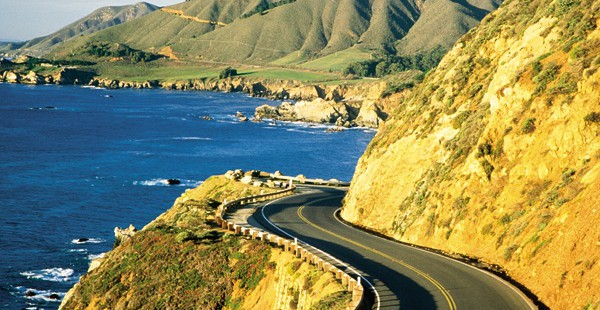 Road trip to California Coast
